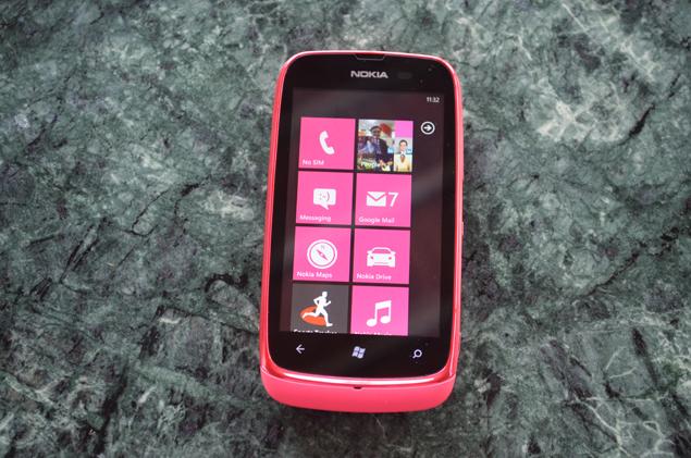 Nokia Lumia 610 review