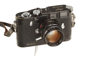 Camera sold for $2.19 million in Austria
