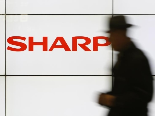 Sharp has signed a licensing agreement with Daimler after settling a patent infringement lawsuit