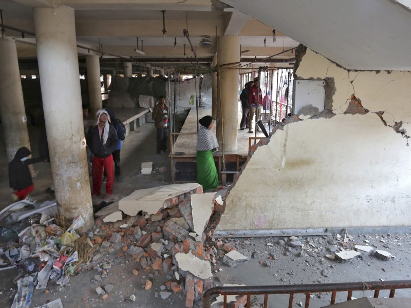 Facebook Activates Safety Check for Manipur Earthquake