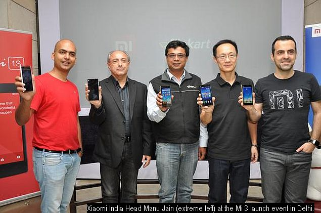 Xiaomi's Jain Says Mi 3 Not 'Discontinued'; Won't Confirm When Sales Will Resume