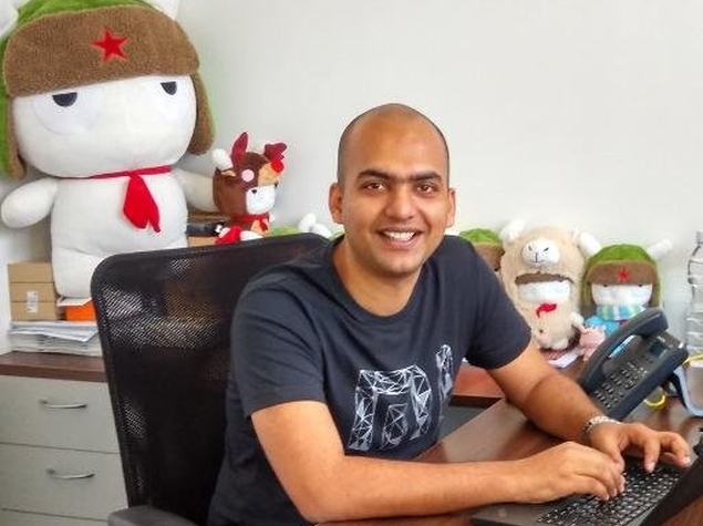 After Big Sales and Some Scares in Debut Year, Manu Jain on Xiaomi India's 2015 Plans