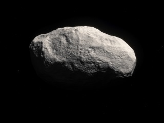 Astronomers Find a Tailless Comet, First of Its Kind