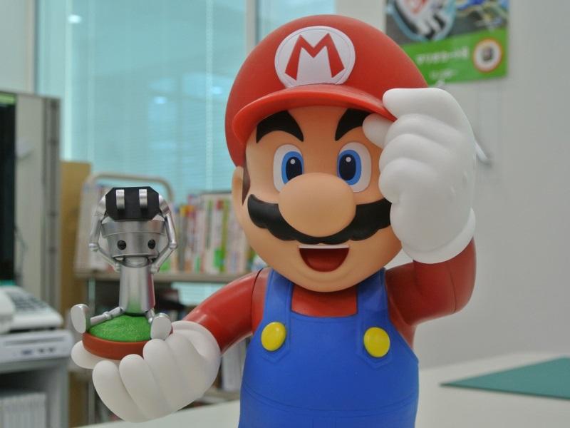 Nintendo Reports Quarterly Profit as Sales Improve