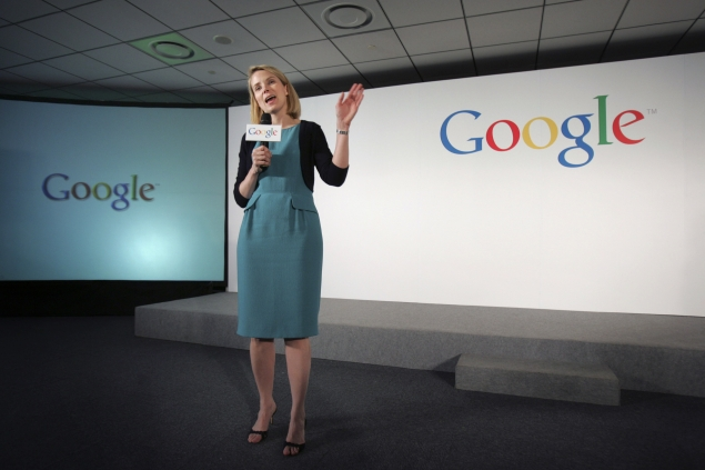 Marissa Mayer: Google's first female engineer to Yahoo CEO