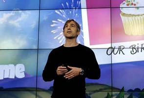 In conversation with Mark Pincus, CEO Zynga