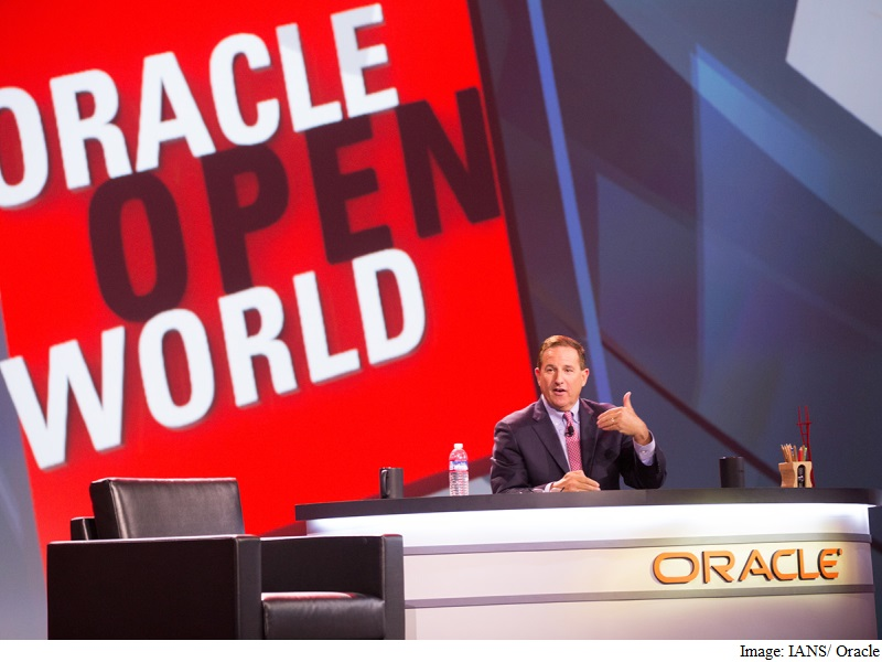 Oracle Says Fully Supports 'Digital India' Initiative