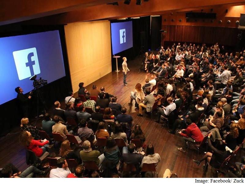 Facebook CEO Mark Zuckerberg to Hold Q&A at IIT-Delhi on October 28