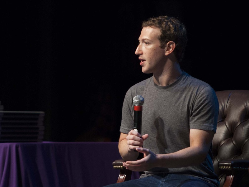 Mark Zuckerberg Thinks Facebook Will Have 5 Billion Users by 2030
