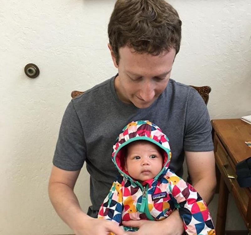 Facebook's Zuckerberg Wades Into Vaccine Debate With Baby Shots Photo