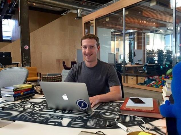 Facebook CEO Zuckerberg Sees 'Wild' Future For Virtual Reality