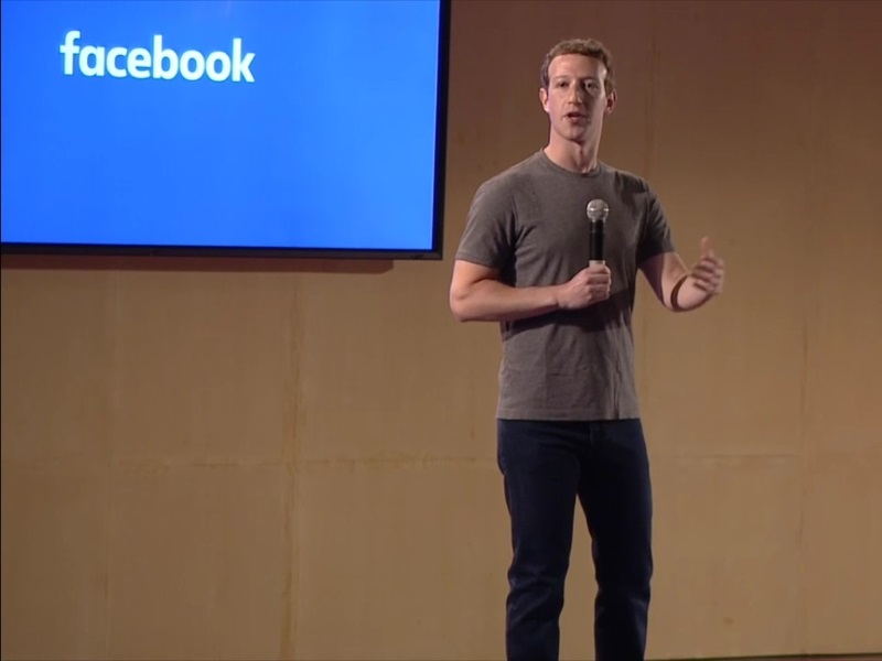 Facebook CEO Mark Zuckerberg Talks Net Neutrality, India at IIT Delhi Q&A