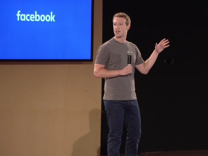 Zuckerberg Talks Net Neutrality at Meet With Members of Parliament