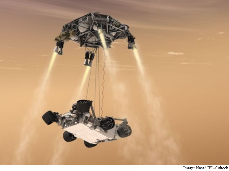 Nasa's Next Mars Rover to Be Smarter, Faster Than Curiosity