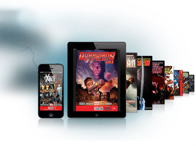 Marvel Celebrates Comic-Con With 1-Month's Unlimited Subscription at $0.99