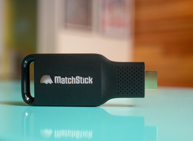 Matchstick and Mozilla Unveil Chromecast-Like Dongle Running Firefox OS