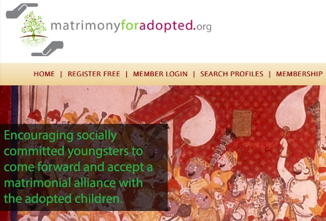 Beyond the norm: Matrimony sites that focus on small groups
