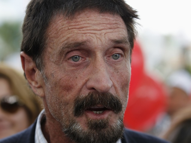 McAfee glad Intel is dropping his name from 'broken' security software
