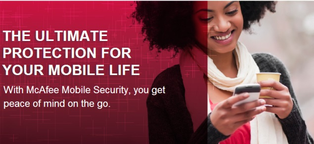 McAfee Antivirus and Security app for Android and iOS is now free