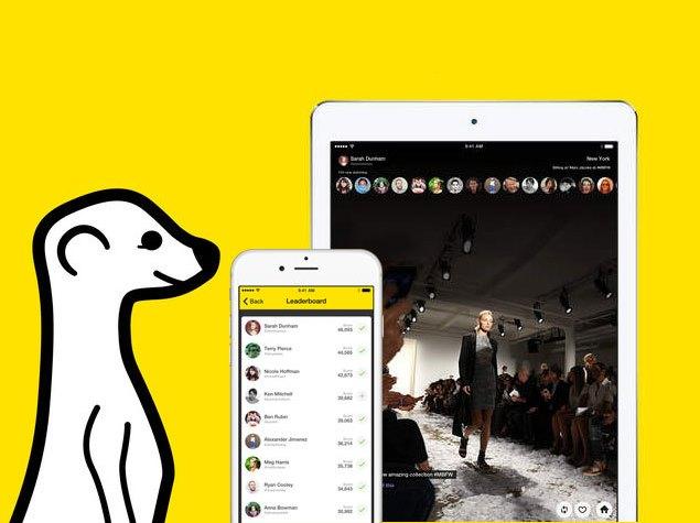 Meerkat Raises $14 Million in Funding as Twitter Launches Periscope