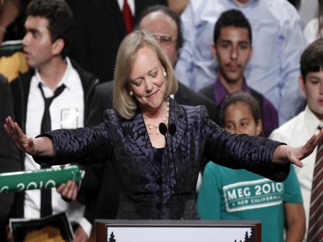 HP CEO Meg Whitman Pegged as Tech Industry's Wealthiest Woman