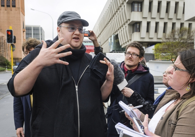 Megaupload founder Kim Dotcom's extradition case delayed again