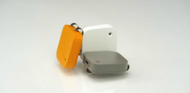 Meet Memoto, the world's smallest wearable camera