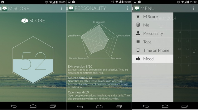 Menthal Android app reveals your smartphone usage patterns
