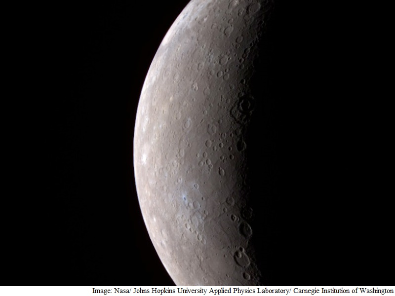 Rare Meteorite Responsible for Mercury's Origin: Geologists