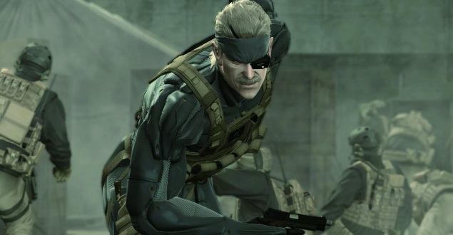 Metal Gear Solid 5 confirmed by Hideo Kojima