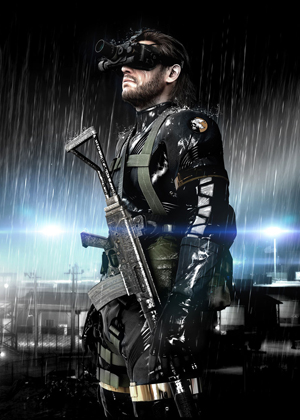 Metal Gear Solid: Ground Zeroes unveiled