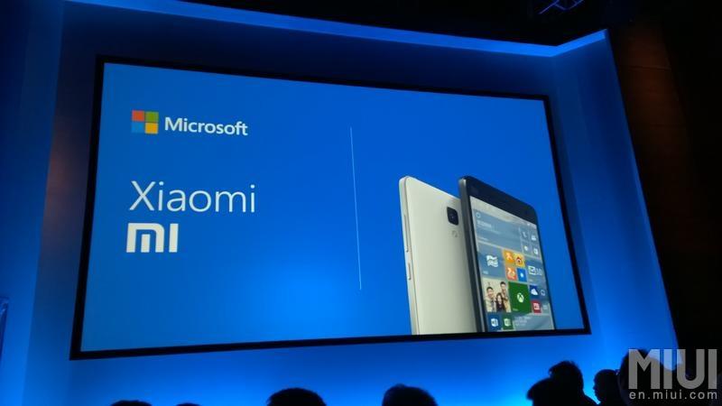 Xiaomi Mi 4 Set to Get Windows 10 Mobile on Thursday