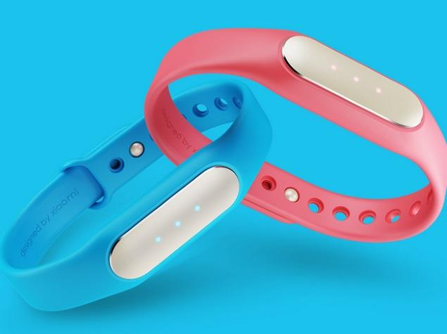 Xiaomi Mi Band Fitness Tracker Hits 1 Million Shipments, Says Company
