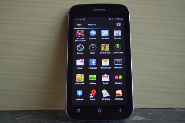 Micromax A110 Superfone Canvas 2 review