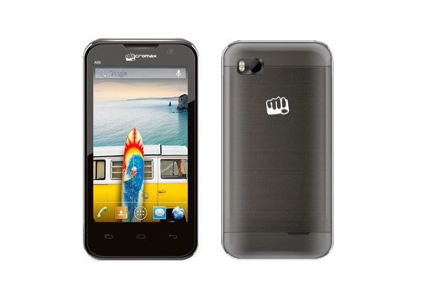 Micromax Bolt A61 with 4-inch display, Android 4.1 gets listed on official site