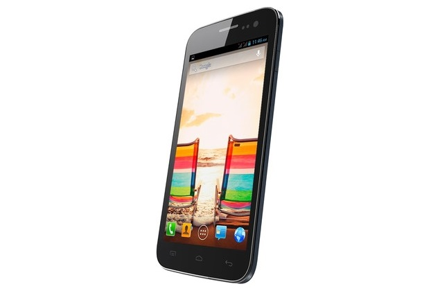 Micromax A114 Canvas 2.2 quad-core Android phablet available online at Rs. 12,999