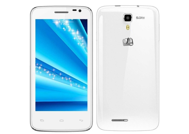 Micromax A77 Canvas Juice with Android 4.2 listed online at Rs. 7,999