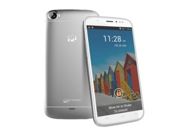 Micromax Canvas Doodle 2 A240 with 5.7-inch HD display, stylus listed online