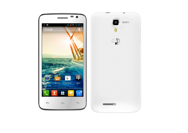 Micromax A77 Canvas Juice with 3000mAh battery gets listed on official site