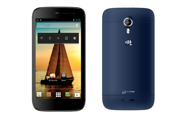 Micromax Canvas Magnus with 12-megapixel camera launched at Rs. 14,999
