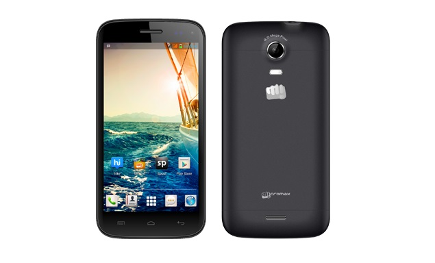 Micromax Canvas Turbo Mini with Android 4.2 now listed on company site
