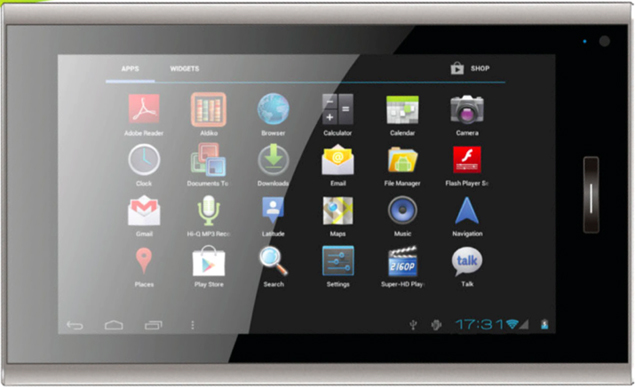Micromax unveils Android 4.0 Funbook Talk tablet with voice calling