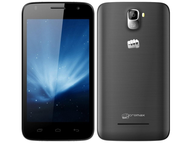 Micromax A105 Canvas With Android 4.4 KitKat Listed Online at Rs. 6,999