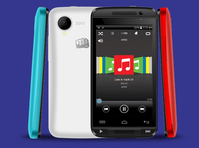 Micromax Bolt A082 With Android 4.4.2 KitKat Goes Official