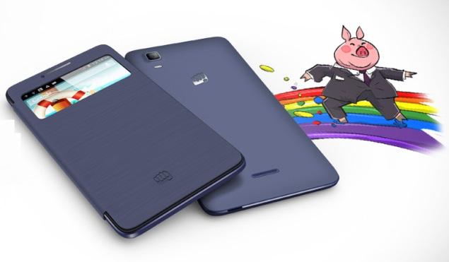 Micromax Canvas Doodle 3 with 6-inch display launched at Rs. 8,500