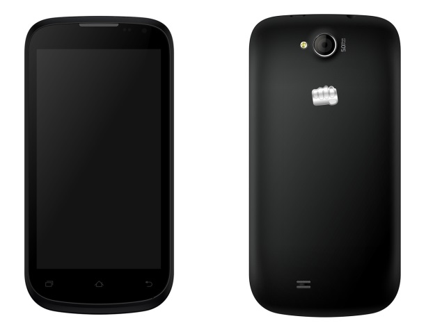 Micromax Canvas Elanza with 5-inch display, Android 4.2 launched at Rs. 8,900