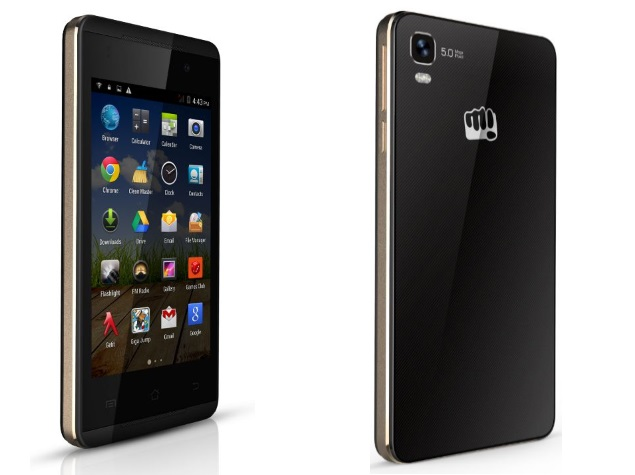 Micromax Canvas Fire Now Available Online; Canvas Beat Officially Listed
