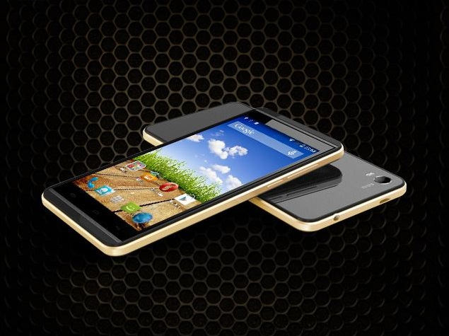 Micromax Canvas Fire (A104) With Android 4.4 KitKat Launched at Rs. 6,999