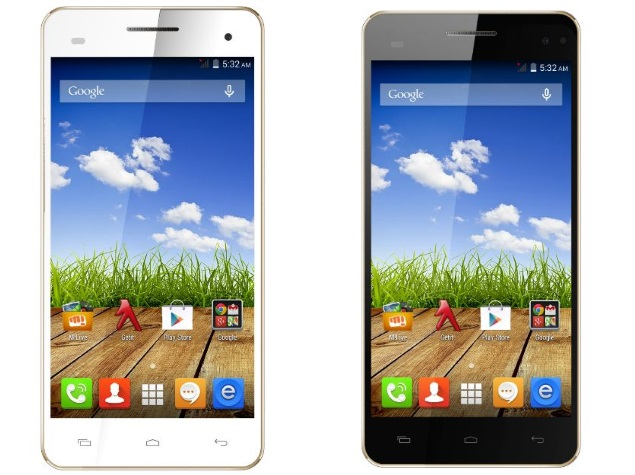 Micromax Canvas HD Plus Available Online; Canvas Fire Officially Listed