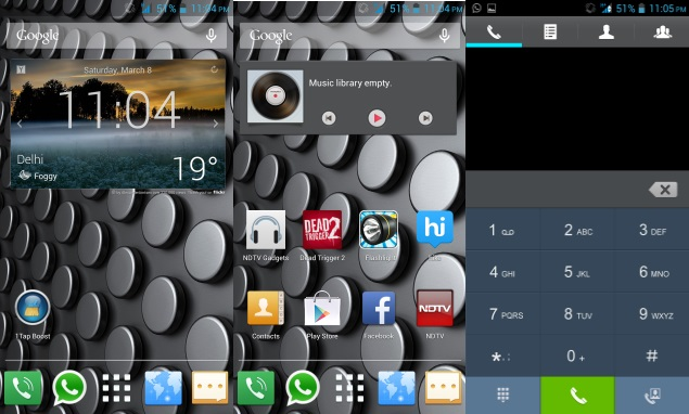 Micromax Canvas Knight review | NDTV Gadgets360 com